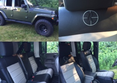 2009 Jeep Wrangler Custom Leather