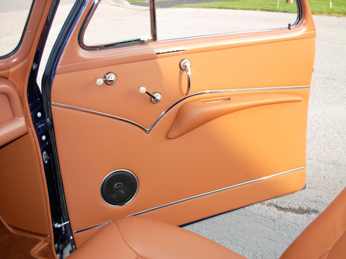 Chevrolet Special Deluxe 1940 Auto Interior Decorators