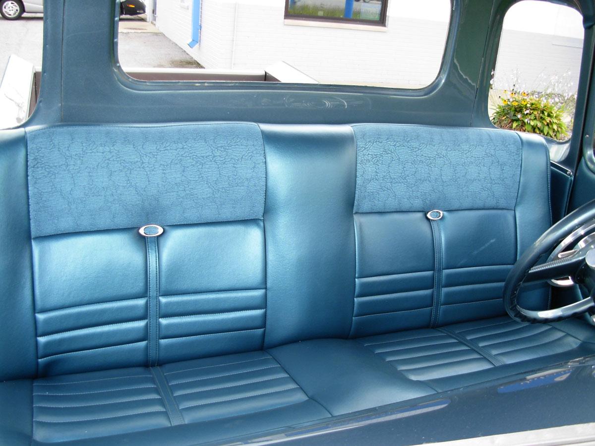 Chevy Truck 1953 Auto Interior Decorators