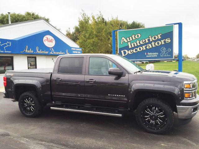 Silverado Crew Cab 2015 Auto Interior Decorators