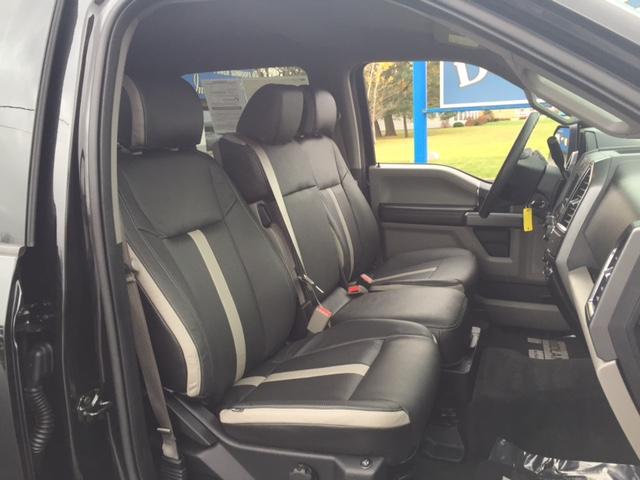 Ford F150 Leather Seats 2017 2018 2019 Ford Price Release Date Reviews