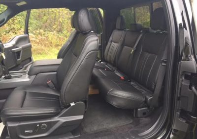 2016 Ford F150 Super Cab Auto Interior Decorators