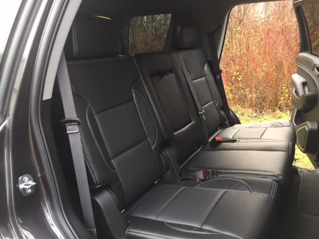 2017 Chevrolet Tahoe Auto Interior Decorators